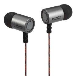 KZ ED4 Metal In-Ear Earphone Noise Isolating