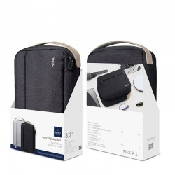 WiWU Cozy Storage Bag Waterproof and Shock Resistant Organizer 8.2 inch