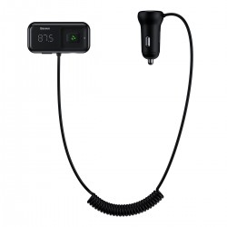 Baseus T Typed S-16 Wireless MP3 Car Charger