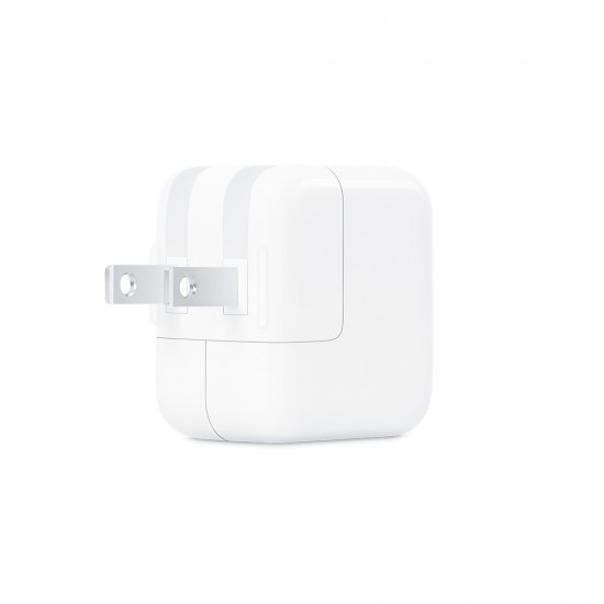 Apple 12W USB Power Adapter With Lightning to USB Cable Combo