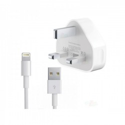 Apple 5W USB Power Adapter With Lightning to USB Cable Combo
