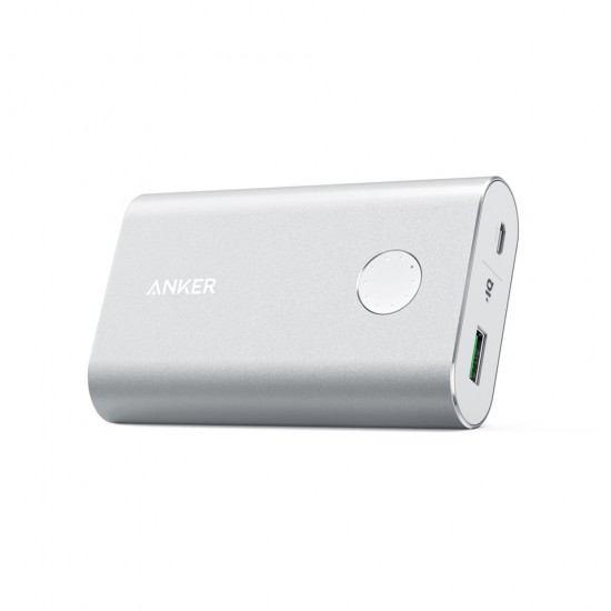 Anker PowerCore+ 10050 Portable Power Bank with Qualcomm Quick Charge 3.0