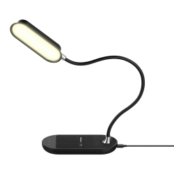 MOMAX Q.LED Flex Desk Lamp with Wireless Charging