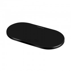 MOMAX Q.Pad Pro 10W Qual-Coil Wireless Charger