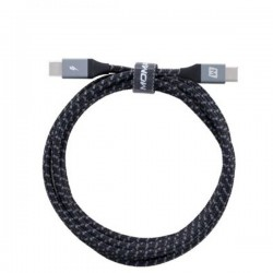 MOMAX Zero Type-C to Type-C Cable 60W PD Quick Charge