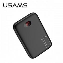 USAMS PB9 10000mAh Dual USB Mini Digital Power Bank