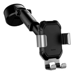 Baseus Tank Gravity Long Arm Suction Cup Car Mount Holder for Phone