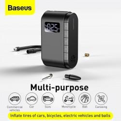 Baseus Dynamic Eye Inflator Pump For Car Motorcycle Bicyle / Auto Pump Car Compressor