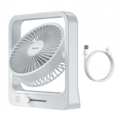Baseus Cube Shaking Fan Desktop Desk USB Fan