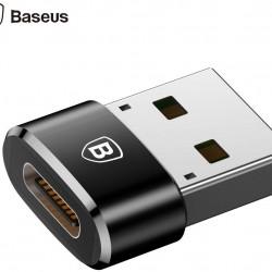 Baseus USB Male To Type-C Female Adapter Converter