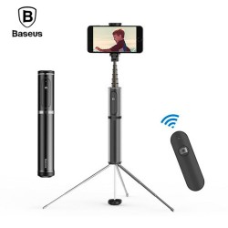 BASEUS Foldable Bluetooth Control Selfie Stick with Tripod