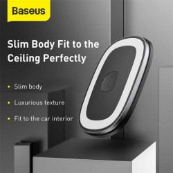 Baseus Car Interior Light Reading Lamp USB Rechargeable Magnetic LED Lamp Auto Roof Night Light Car Ceiling Lamp Car Accessories