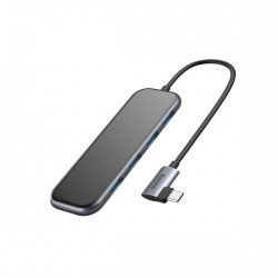 Baseus Multi-functional HUB Type C To 4 USB 3.0 + PD for Phone and MacBook/PC