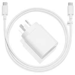 Google 18W USB-C Power Adapter With Cable