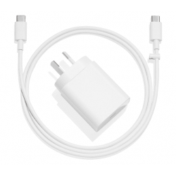 Google 18W USB-C Power With Cable Adapter Australia Pin
