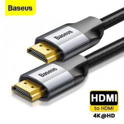 Baseus HDMI Cable 4K 60HZ HDMI to HDMI 2.0 (8 Meter)
