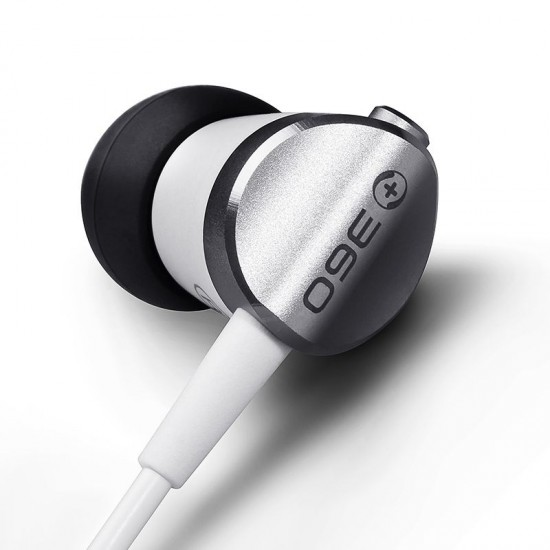 360Degree DM2018 Wired Earphones With Mic