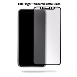 9D Matte Frosted Tempered Glass Full Screen Protector
