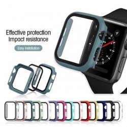 Apple Watch Screen Protector With Silicone Protective Cover