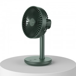JISULIFE EXTENDABLE AUTO ROTATING DESKTOP FAN F13X