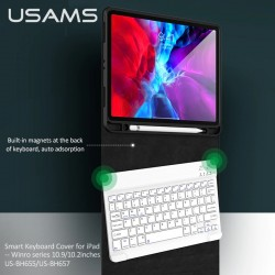 USAMS Smart Keyboard Cover For IPAD Air 4 (10.9 inch)