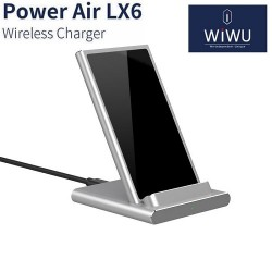 WIWU Power Air LX6 Wireless Charger Mobile Phone Holder 15W