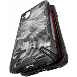 Ringke Fusion-X Camouflage Military Grade Bumper Protective Case For iPhone