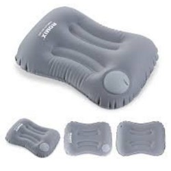 Romix RH15 Portable Non-Automatic Inflatable Pillows Travel Pillows