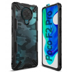 Ringke Fusion-X Camouflage Military Grade Bumper Protective Case For Xiaomi