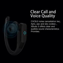 Wavefun XBuds 3 AptX IPX8 Waterproof TWS Bluetooth 5.0 Earphones