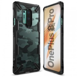Ringke Fusion-X Camouflage Military Grade Bumper Protective Case For OnePlus