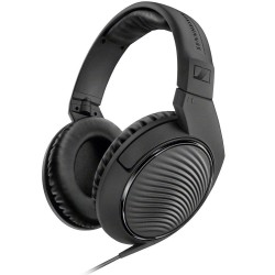 Sennheiser HD 200 PRO Dynamic Stereo Headphones with Case