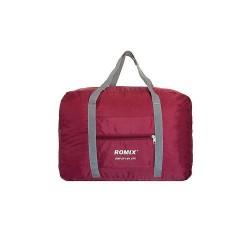 ROMIX RH43 Foldable Water Resistant Nylon Travel Luggage Handbag