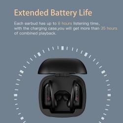 Wavefun XBuds Pro TWS True Wireless Earbuds Ear Hook Style