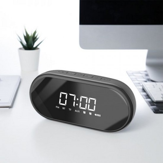 Baseus Encok E09 Bluetooth Wireless Speaker With Alarm Clock