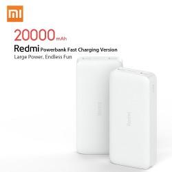 Redmi 20000mAh Power Bank Dual Output & Dual Input
