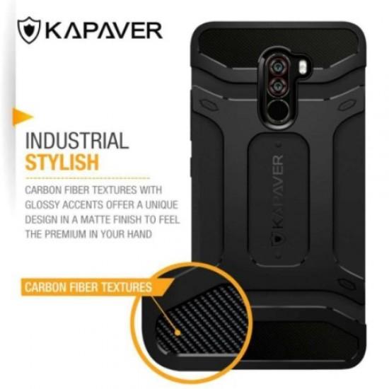 KAPAVER® Rugged Shock Proof Slim Case