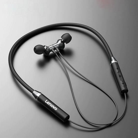 Lenovo HE05 Neckband Bluetooth Headphone
