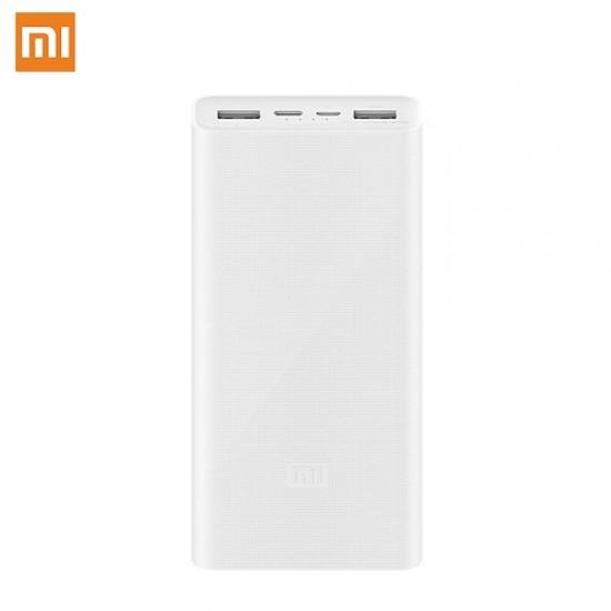 Mi Power bank 20000mAh V3 USB-C With QC3.0 18W