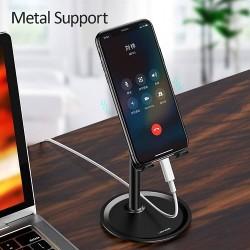 USAMS US-ZJ048 Mobile Phone Tablet Desktop Stand Holder