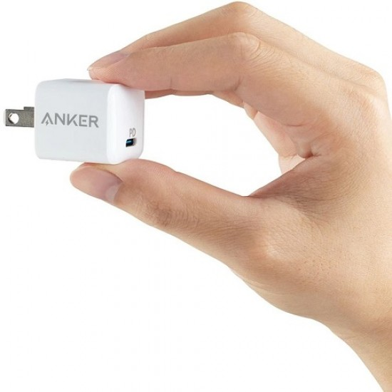 Anker PowerPort PD Nano 18W USB-C Wall Charger Adapter
