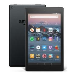 Amazon Fire HD 8 Tablet With Alexa 32GB Black