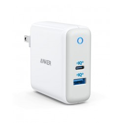 Anker 60w Type-C+USB PD3.0 GaN For MacBook (A2322)