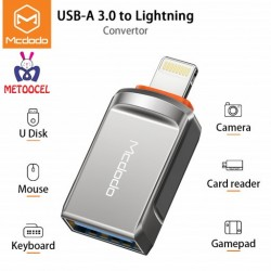 Mcdodo OTG USB-A 3.0 to Lightning Adapter OT-860