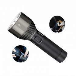 XIAOMI NexTool 2000lm Flashlight Searching Torch IPX7 Rechargeable Waterproof Light LED
